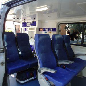 Crafter ambulancia León