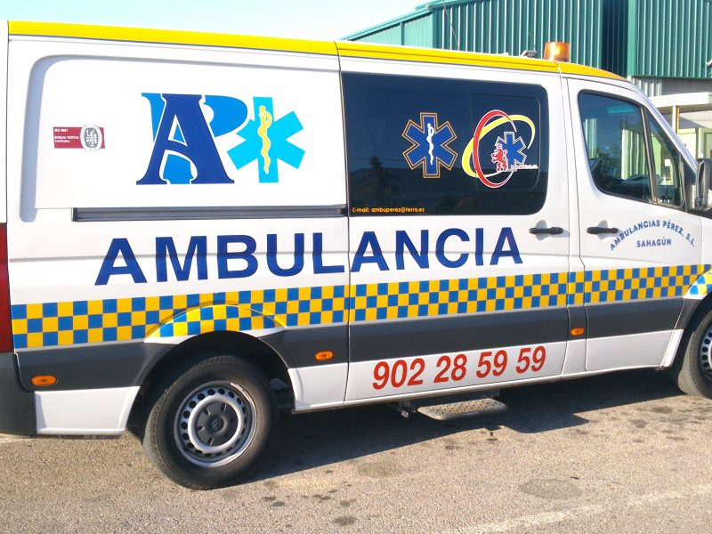 urgencias ambulancia